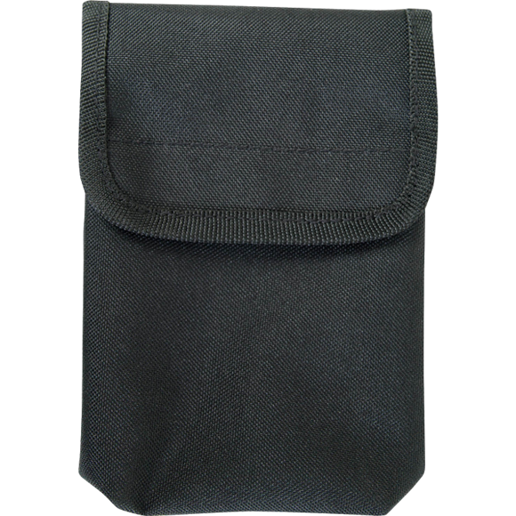 Viper Notebook Pouch - Black