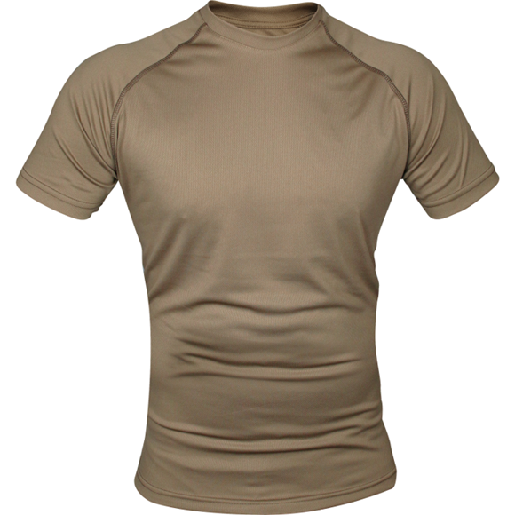 Viper Mesh Tech T-Shirt - Coyote