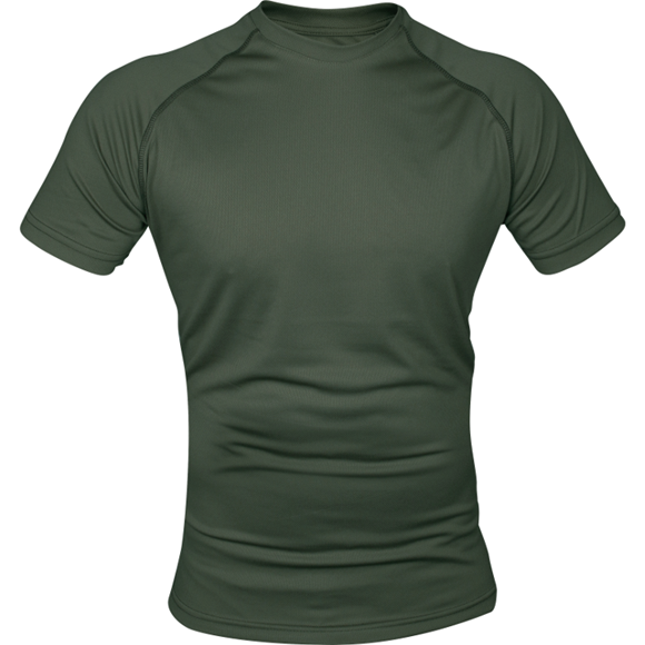 Viper Mesh Tech T-Shirt - Green