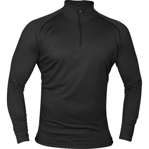 Viper Mesh Tech Armour Top - Black