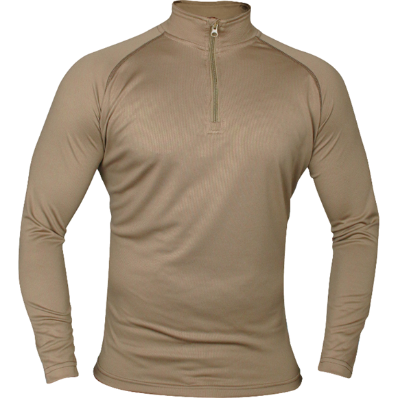 Viper Mesh Tech Armour Top - Coyote