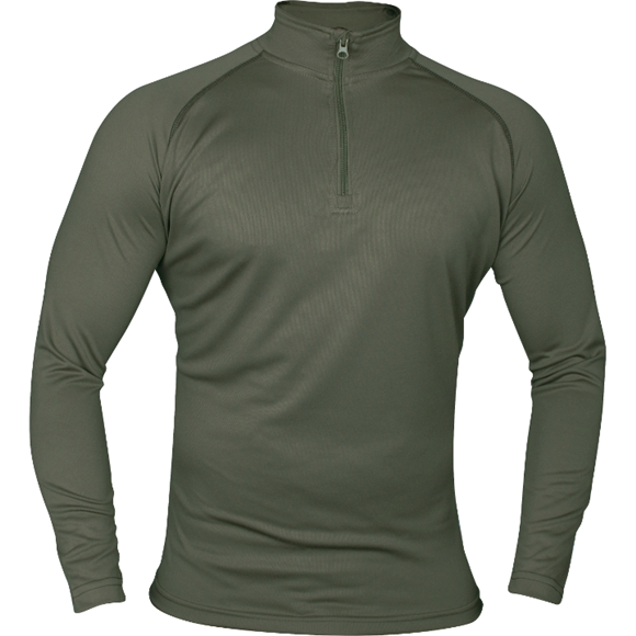 Viper Mesh Tech Armour Top - Green