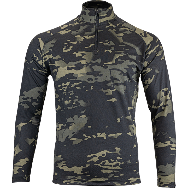 Viper Mesh Tech Armour Top - VCAM Black