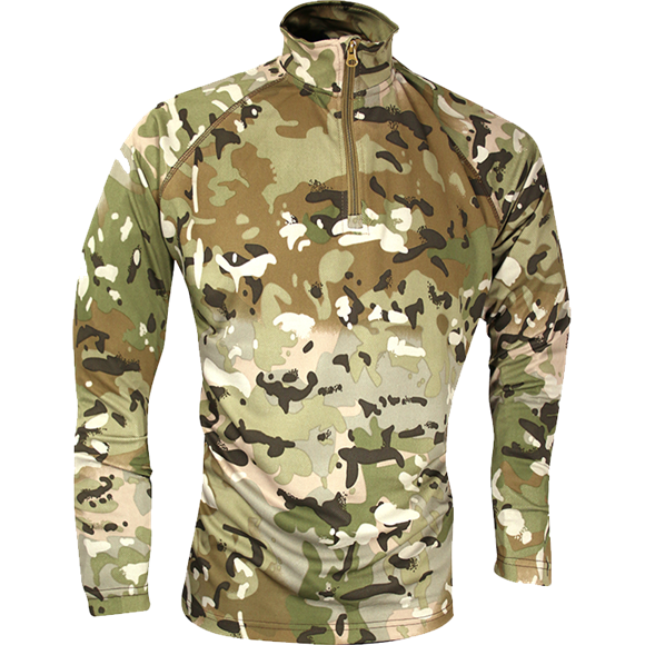 Viper Mesh Tech Armour Top - VCAM