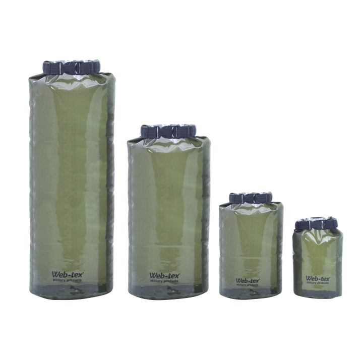 Web-Tex Ultra Lightweight Dry Sacks