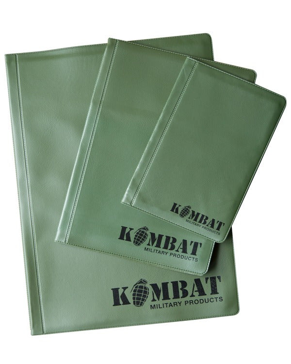 Kombat Nirex Document Holder - A5
