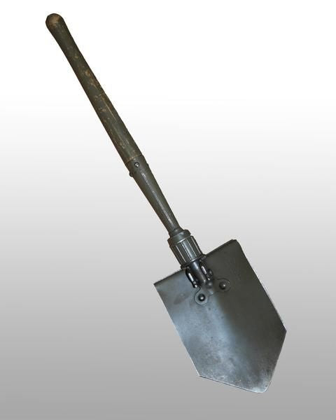 Austrian Army Folding Shovel