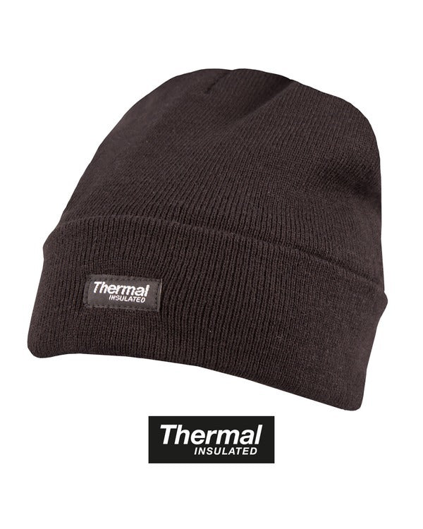 Kombat Thermal Bob Hat - Black