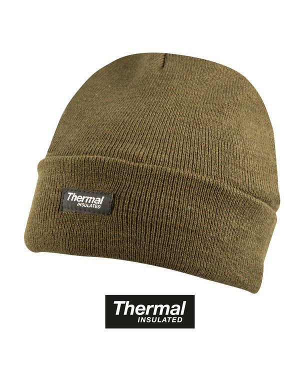 Kombat Thermal Bob Hat - Olive Green