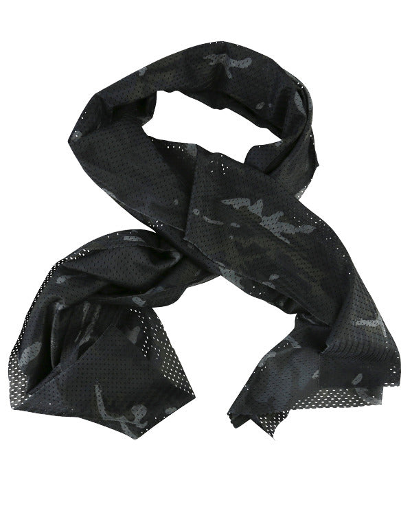 Kombat Tactical Scarf - BTP Black