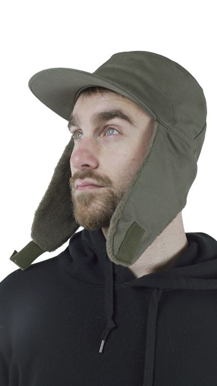 Dutch Air Force Cold Weather Hat