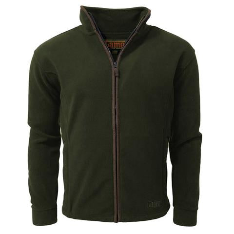 Game Stanton Fleece Jacket - Green