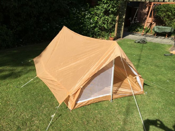 French Army F1 2 Man Tent - Desert