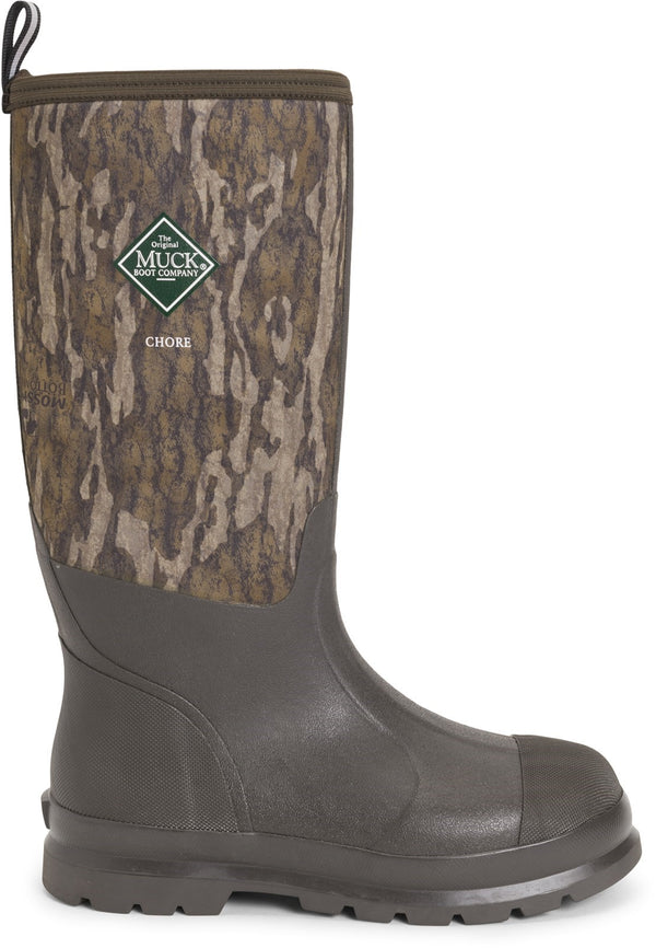 Muck Chore Hi Wellington Boot - Gamekeeper