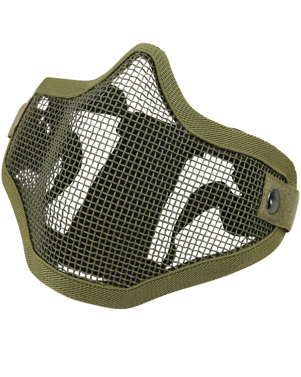 Kombat Tactical Face Mask - Coyote