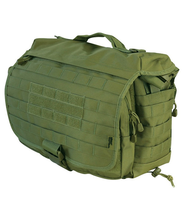 Kombat Operators Grab Bag 25 Litre - Olive Green