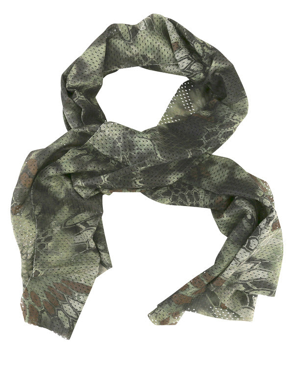 Kombat Tactical Scarf - Raptor Kam