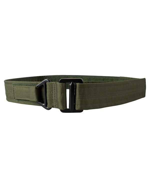 Kombat Tactical Rigger Belt - Green