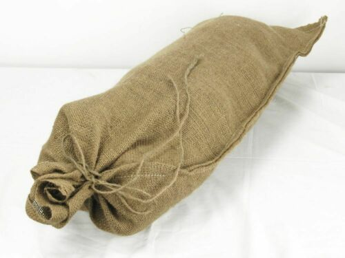 x5 British Army Hessian Sand Bags