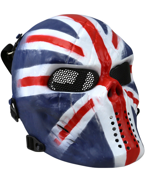 Kombat Skull Mesh Mask - UK