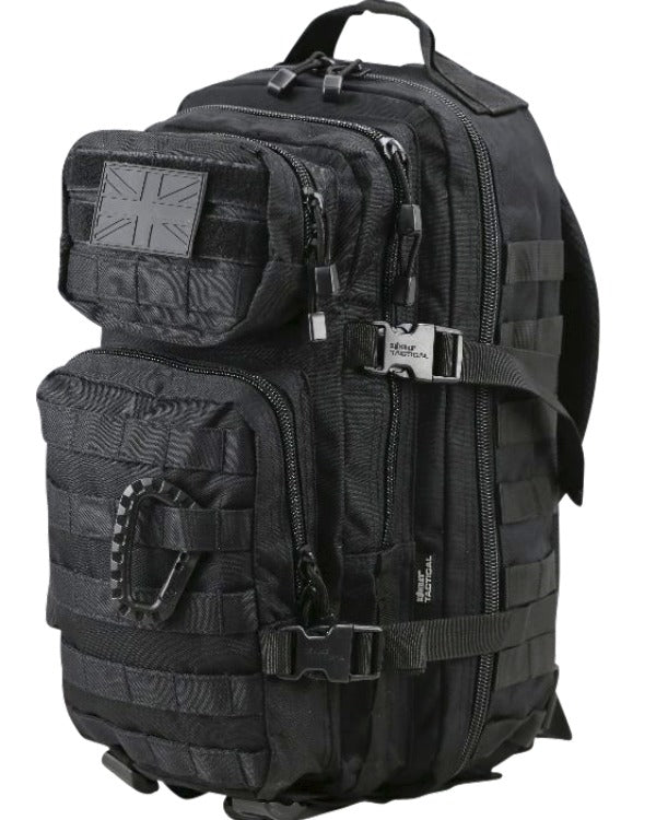Kombat Small Molle Assault Pack 28 Litre - Black