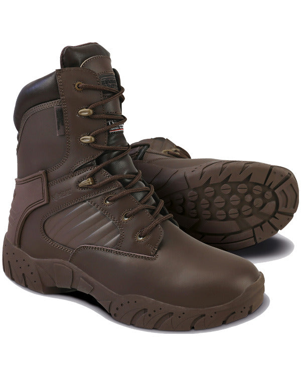 Kombat Tactical Pro Boot - MOD Brown