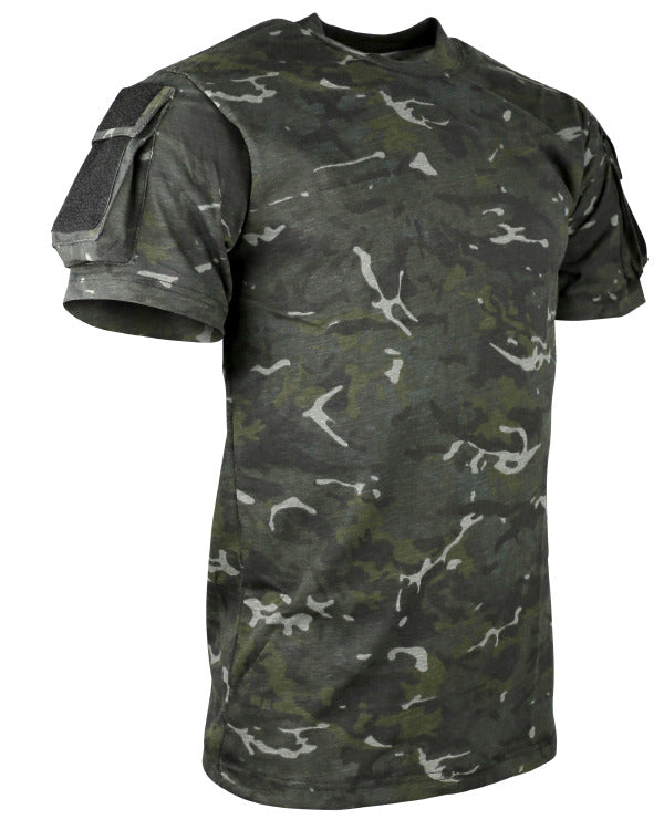 Kombat Tactical T-Shirt - BTP Black