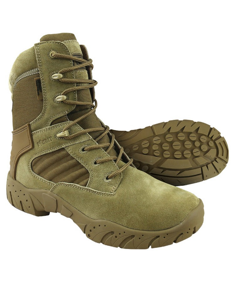 Kombat Tactical Pro Boot - 50/50 - Coyote