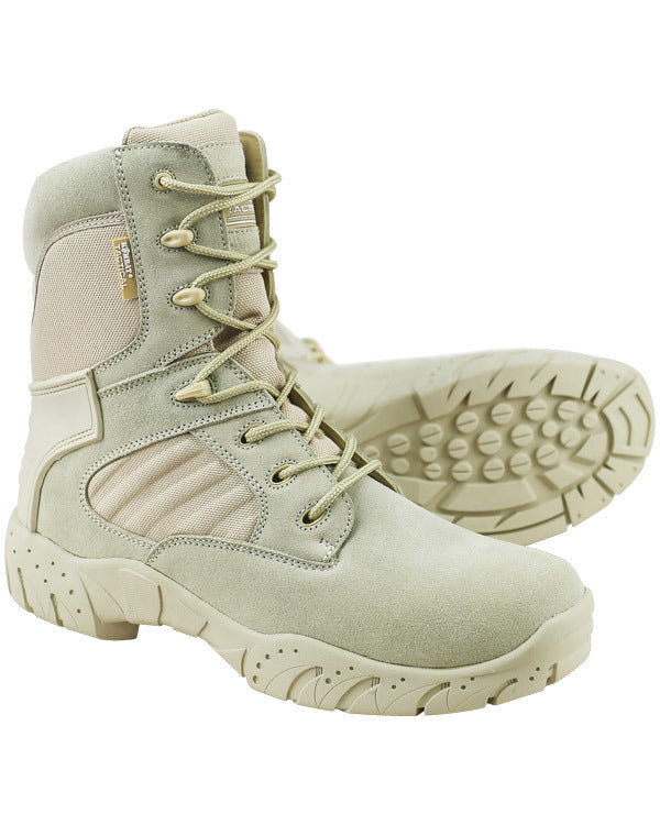 Kombat Tactical Pro Boot - 50/50 - Desert