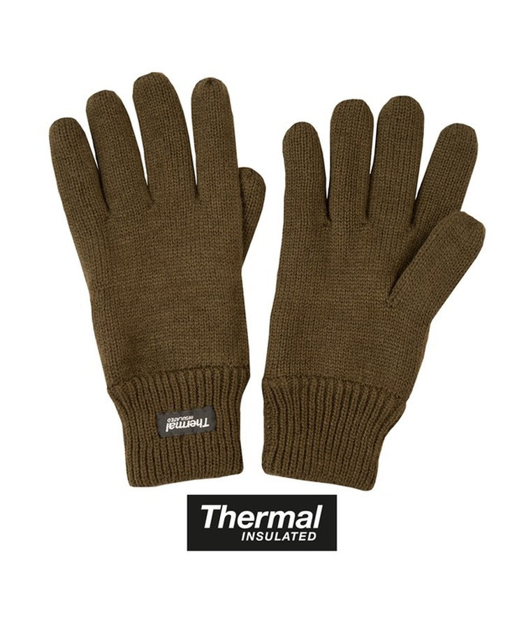 Kombat Thermal Gloves - Olive Green