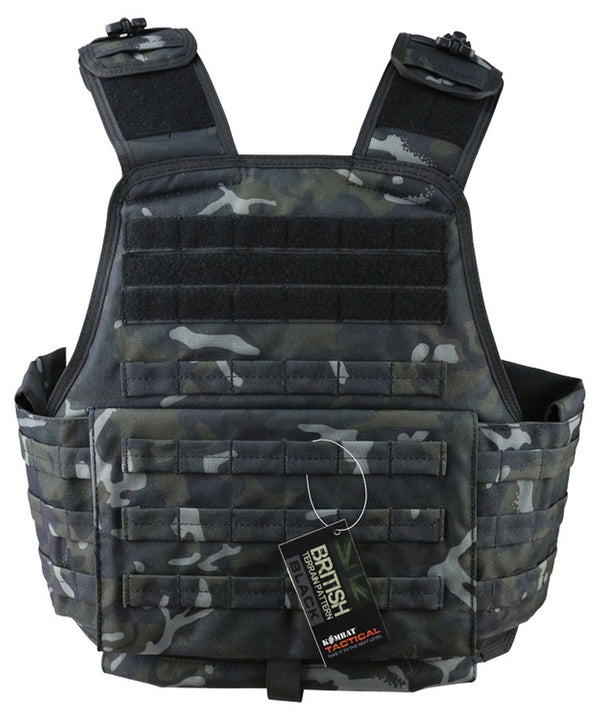 Kombat Viking Molle Battle Platform - BTP Black