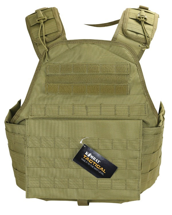 Kombat Viking Molle Battle Platform - Coyote