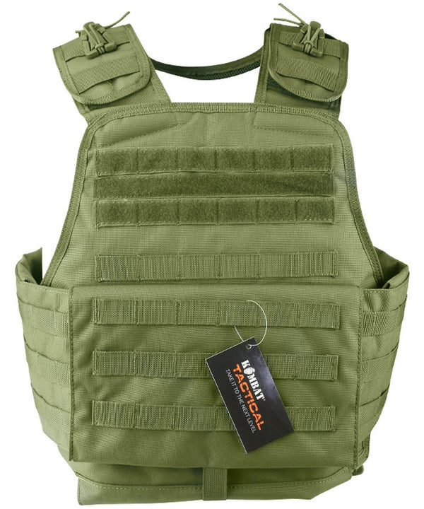 Kombat Viking Molle Battle Platform - Olive Green