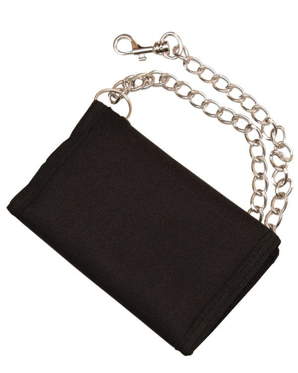 Kombat Military Wallet - Black