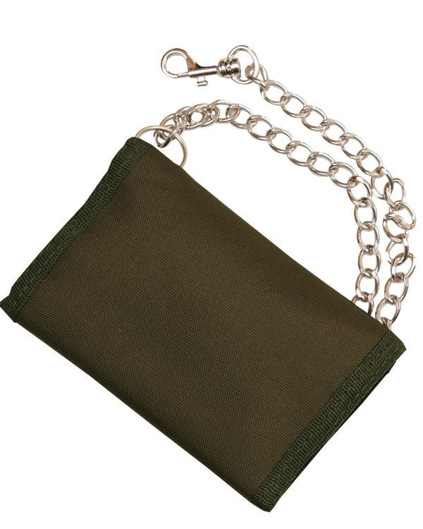 Kombat Military Wallet - Olive Green