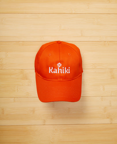 Kahiki Energy Orange Baseball Hat