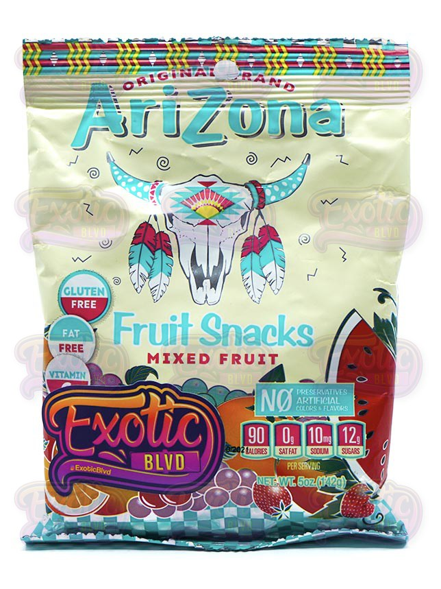 Arizona Fruit Snacks