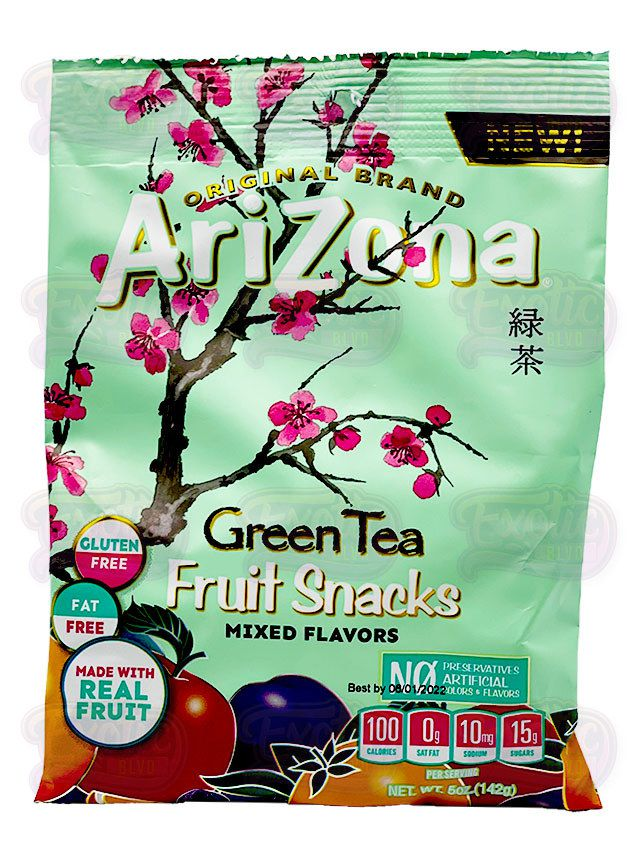 Arizona Green Tea Fruit Snacks