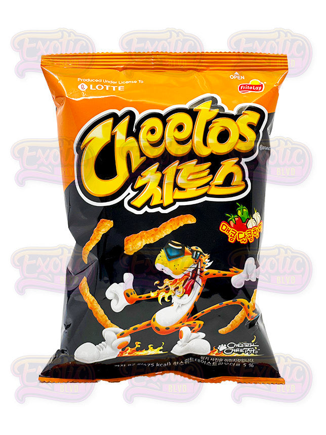 Cheetos Sweet & Spicy
