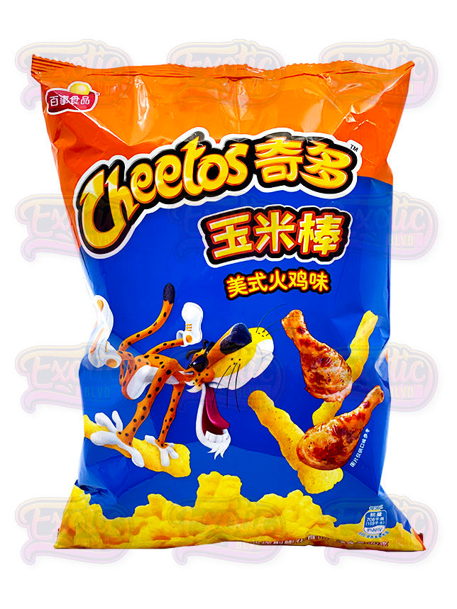 Cheetos Roasted Turkey