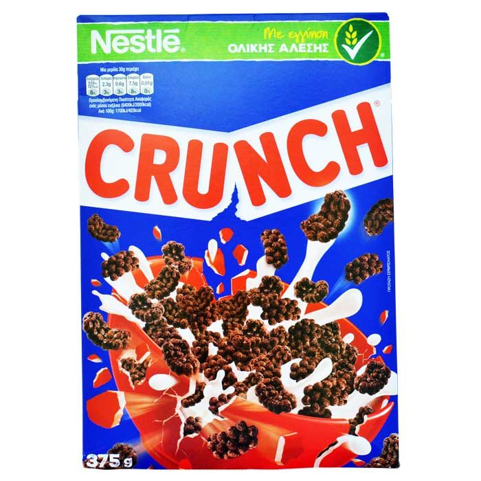Crunch Cereal