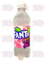 Fanta White Peach NEW BOTTLE