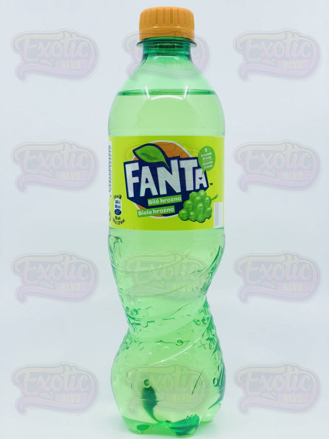 Fanta White Grape