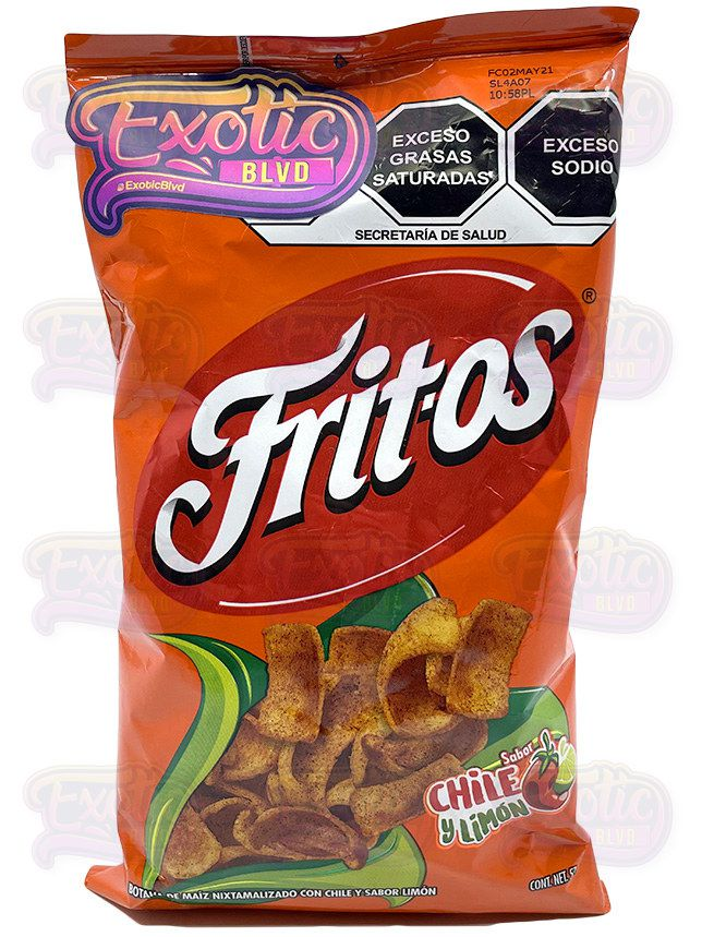 Fritos Chile Lime
