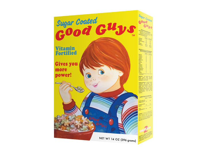 Good Guys Cereal