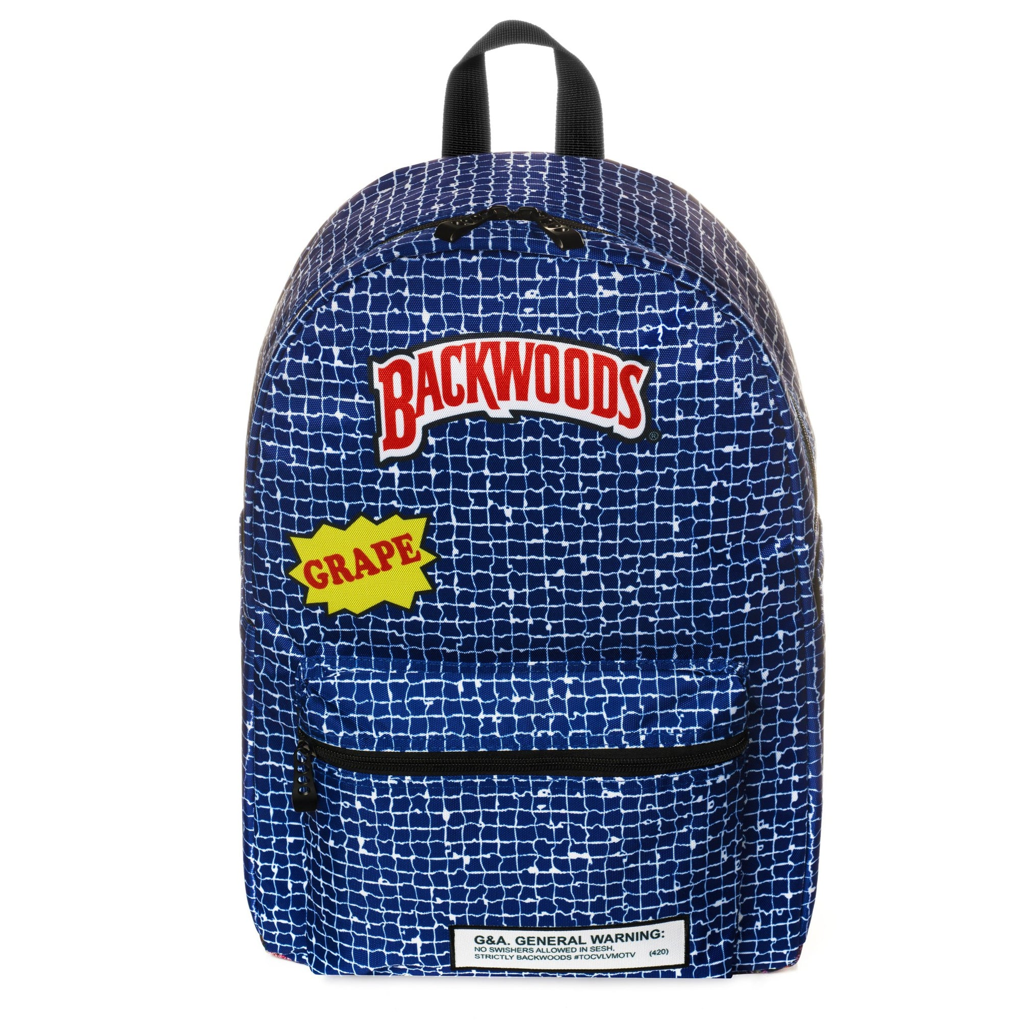 Grape Backwoods Backpack