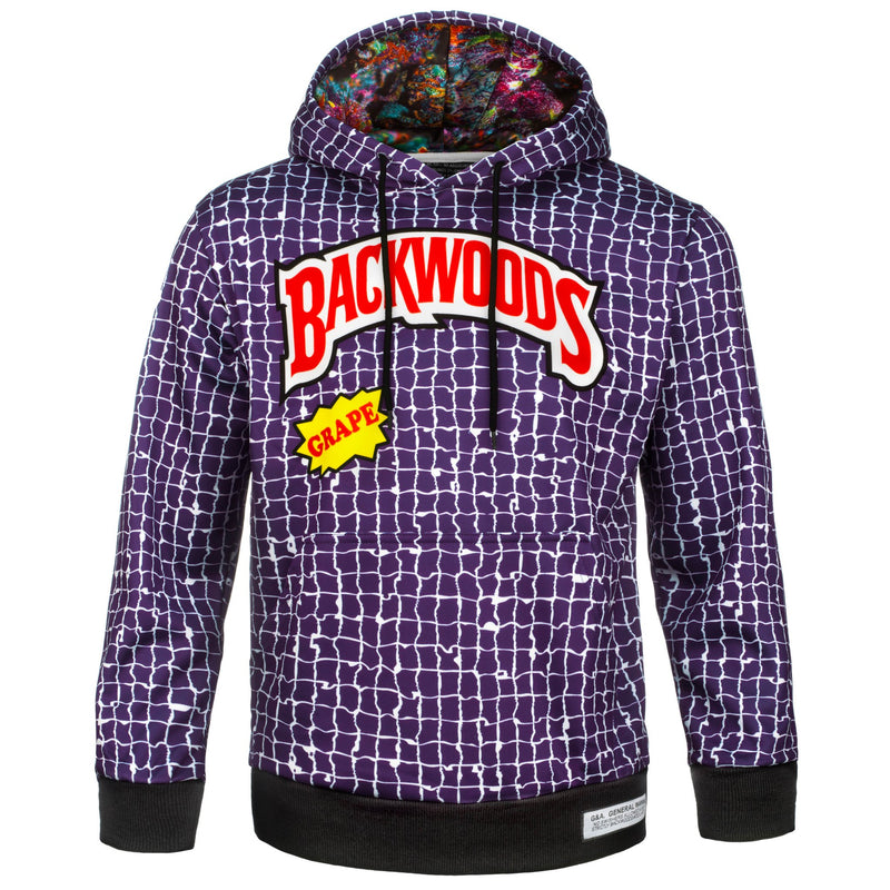 Grape Backwoods Hoodie