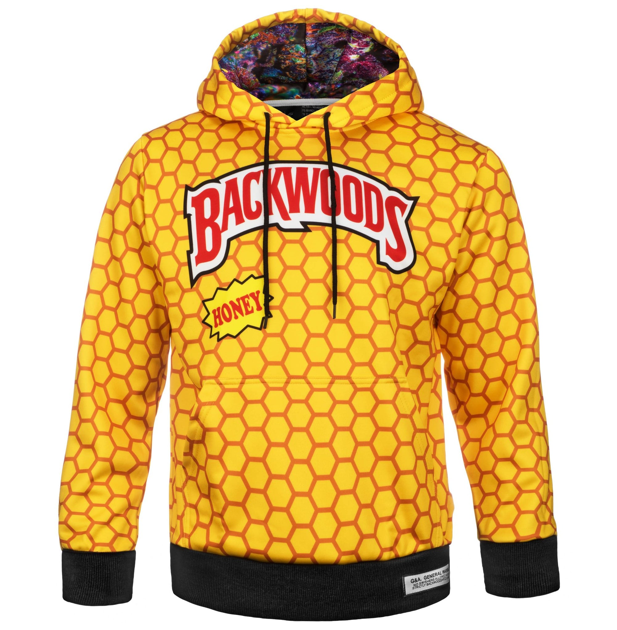 Honey Backwoods Hoodie