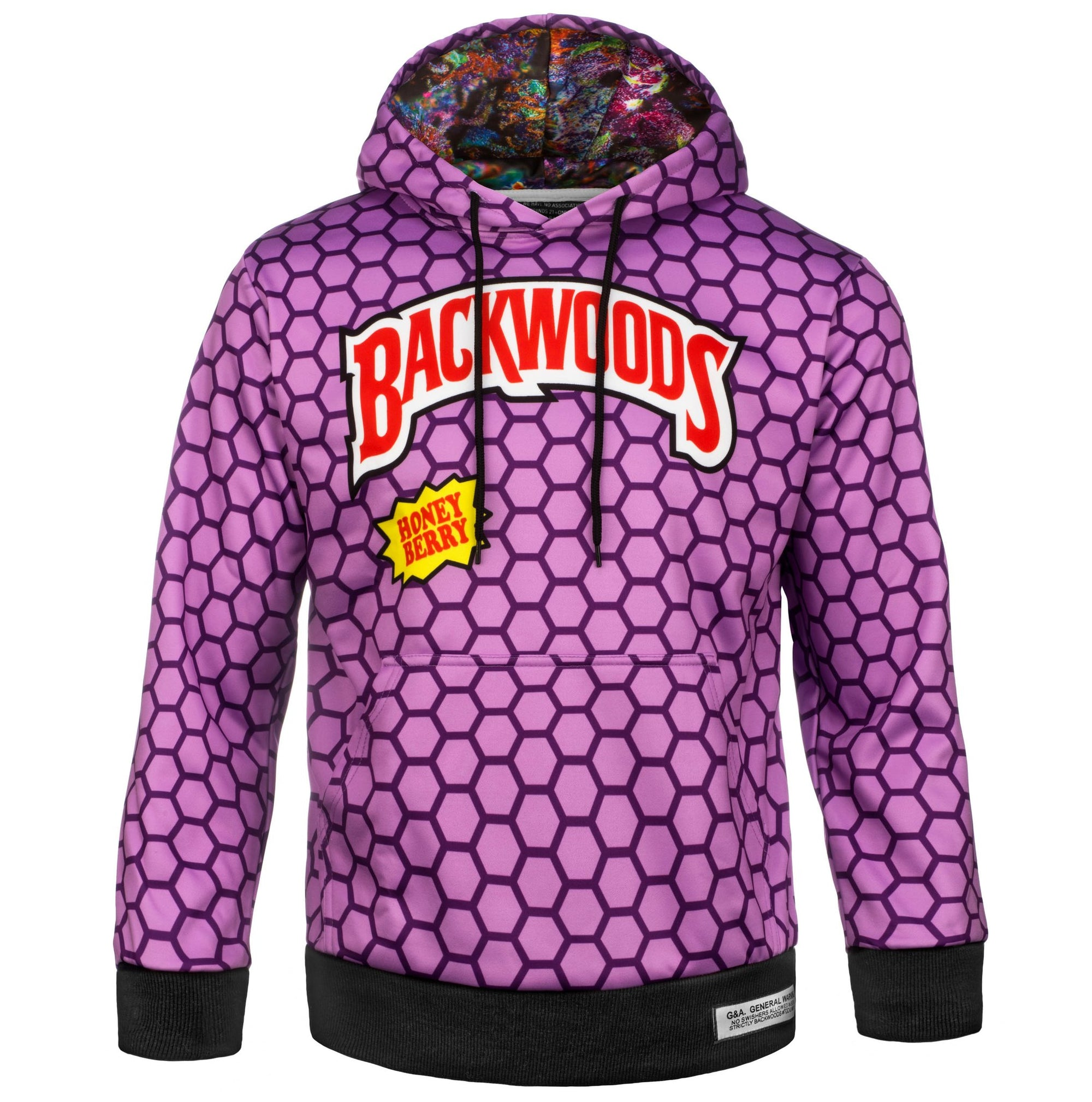 Honey Berry Backwoods Hoodie