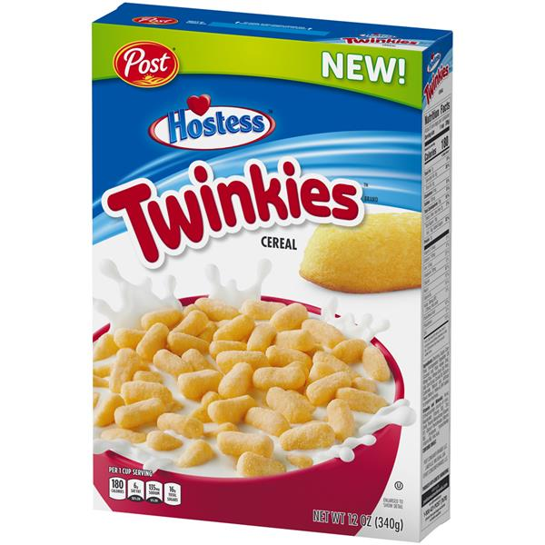 Hostess Twinkies Cereal